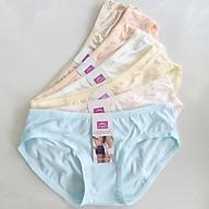 Combo 10 Quần Lót Nữ Cotton Thái Siêu Mịn (Freesize 40-57kg) - Chất Liệu Thấm Hút Và Co Giãn 4 Chiều Tốt - N07 thumbnail