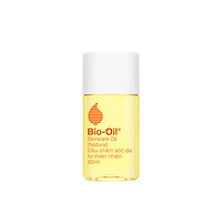 BIO OIL SKINCARE OIL (NATUTAL) 60ml - Dầu chăm sóc da từ thiên nhiên thumbnail
