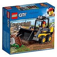 Mô hình Lego City - Xe Xúc Công Trình 60219 thumbnail