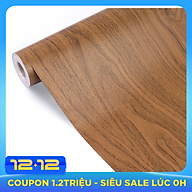 10m Giấy dán tường giả gỗ C0009 thumbnail