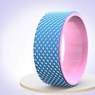 Vòng tập Yoga, Yoga Wheel chuyên dụng có gai massage cao cấp thumbnail