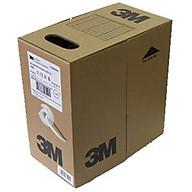 Thùng cáp mạng CAT5E UTP PVC 305m màu trắng 3M - Hàng nhập khẩu thumbnail