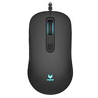 Chuột chơi game quang Rapoo V22 RGB Chuột có dây với 3000DPI và 7 nút có thể lập trình cho người chơi chuột Overwatch PUBG LOL thumbnail
