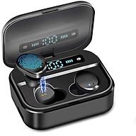 Tai Nghe Bluetooth Cảm Ứng TOUCH TWINS Chất Lượng Cao - Chống Nước IPX7 - Nghe 90h - Tích Hợp Micro - Tự Động Kết Nối - Tương Thích Cao Cho Tất Cả Điện Thoại - Hàng Chính Hãng thumbnail