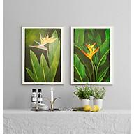 Bộ tranh sơn dầu MỎ KÉT họa sỹ vẽ tay thumbnail