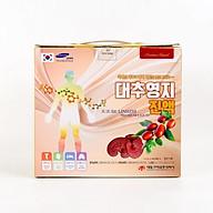 Nước linh chi táo đỏ cao cấp Hàn Quốc hộp 15 gói thumbnail