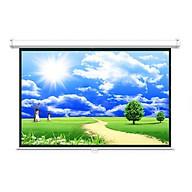 Màn chiếu treo tường DA-LITE P84WS (84x84 Inches) - Hàng chính hãng thumbnail