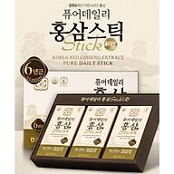 Chiết xuất Hồng sâm Hàn Quốc Extract Pure Daily Stick - Hộp 30 gói x 10ml gói thumbnail