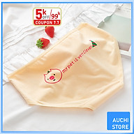 [XẢ KHO 2] Quần Lót Nữ Cotton Dễ Thương Mềm Mại Nữ Tính - Vải Cotton Mềm Mịn Thoáng Mát Hút Ẩm - Hàng Chất Lượng Cao - SIZE XL (52-65KG) thumbnail
