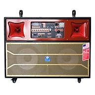Loa Điện Karaoke Di Động Jagumax Pro-810P Công Suất 800W (Chính hãng sản xuất tại Việt Nam) thumbnail