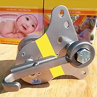 Máy đưa võng tự động cho bé - sức đưa 100kg thumbnail