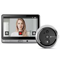 Bộ chuông cửa thông minh EZVIZ DP1C ( Hỗ trợ 2.4G Wi-F, đàm thoại 2 chiều, phát hiện chuyển động PIR, chuông báo) thumbnail