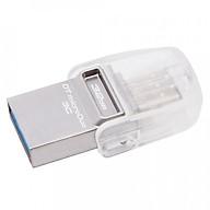 USB 3.1 Type-C 2 Trong 1 Kingston Datatraveler Microduo thumbnail