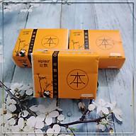 Set 5 hộp khăn giấy gấu trúc sợi tre siêu dai - chưa qua khử hóa chất an toàn với sức khỏe thumbnail
