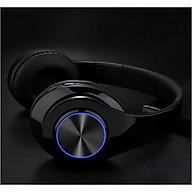 Tai nghe bluetooth không dây BearHome cao cấp, headphone bluetooth chụp tai có thể gập gọn tiện lợi - BH 12 tháng thumbnail