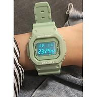 Đồng hồ nữ thể thao màu xanh matcha cực đẹp chống nước thumbnail