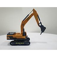 Xe đồ chơi mô hình xe đục phá bê tông DLX chất liệu nhựa ABS an toàn, chí tiết sắc sảo (hàng nhập khẩu) thumbnail