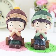 Tượng trang trí Couple Cặp đôi cầu nguyện - 1 tượng (phát ngẫu nhiên) thumbnail