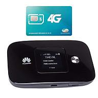 Huawei E5786 Thiết bị phát wifi 3G 4G tốc độ download lên đên 300 Mbps + Sim Viettel 4G Siêu tốc khuyến Mãi 60GB Tháng - Hàng nhập khẩu thumbnail