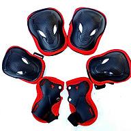 Bảo hộ patin cỡ M giúp bảo vệ chân tay khi chơi patin, ván trượt cho trẻ thumbnail