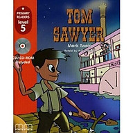 MM Publications Tom Sawyer (With Cd-Rom) - British Edition thumbnail