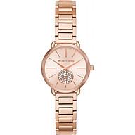 Đồng hồ Nữ Dây kim loại MICHAEL KORS MK3839 thumbnail