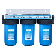 Bộ lọc nước đầu nguồn chung cư Yamato 10 inch Bigblue (béo) 3 cấp lọc tiêu chuẩn (YBH10P5GC) thumbnail