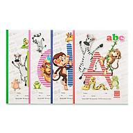 Vở 5 ô ly 96 trang Class ABC 0402 (10 quyển) - Giao màu ngẫu nhiên thumbnail