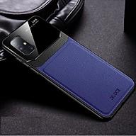 Ốp lưng da kính cao cấp hiệu Delicate dành cho SamSung Galaxy M51 - Hàng nhập khẩu thumbnail
