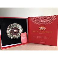 Reyhan Saffron - nhụy hoa nghệ tây cao cấp có tem mác đầy đủ (hộp 10 gram) tặng bình thủy tinh 500ml thumbnail