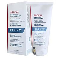 Dầu gội dạng kem cho da đầu nhờn Argeal Sebum-absorbing Treatment Shampoo Ducray 200 ml thumbnail