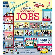 Sách Usborne Look Inside Jobs thumbnail