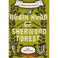 Scholastic Junior Classics Robin Hood Of Sherwood Forest thumbnail