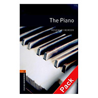 Oxford Bookworms Library (3 Ed.) 2 The Piano Audio CD Pack thumbnail
