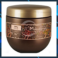 Mặt nạ lụa ủ tóc Kleral Olio Di Macadamia Silky Mask phục hồi tóc siêu mượt Italy 500ml thumbnail