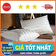 Bộ 2 Ruột Gối Nằm Cao Cấp - Tiêu Chuẩn Cho Resort 3-4 - Gòn Polyester Êm Phồng - Vải Cotton Mát Mịn thumbnail