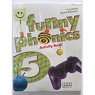Funny Phonics 5 (Activity Book) + CD thumbnail