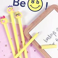 [COMBO 3 Chiếc] Bút Bi Viết Vịt Xinh Siêu Dễ Thương - Bút Bi Nước Văn Phòng Mực Đen thumbnail