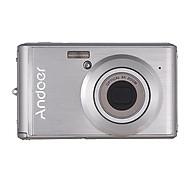 Máy Ảnh Kỹ Thuật Số FHD Andoer Chống Rung Kèm 2 Pin (20MP 1080P) (8X Zoom) (2.4 inch) thumbnail