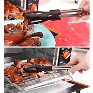 Bộ 2 kẹp gắp đồ nóng nhựa chịu nhiệt - Hàng nội địa Nhật thumbnail