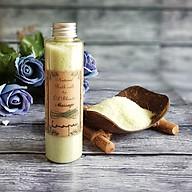 Muối Massage Đẹp Mịn Da Sả Chanh Ecolife - Lemongrass Massage Salt (200g) thumbnail