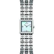 Đồng Hồ Nữ Xà Cừ Dây Kim Loại Alfex 5661 755 (18 x 18 mm) thumbnail