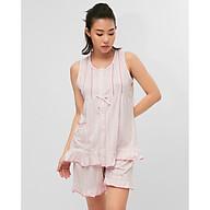 Đồ bộ ngủ Sayhome Z790-FHO màu hồng thumbnail