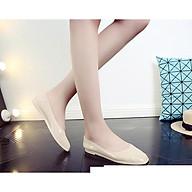 Giày mọi nữ phong cách thời trang đế bằng 188 thumbnail