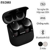 Tai nghe Bluetooth True Wireless Mozard T302A - Hàng chính hãng thumbnail