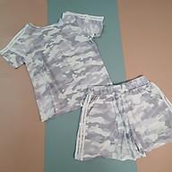 Bộ mặc nhà nữ, bộ đồ ngủ nữ chất cotton 100% cực kỳ thoáng mát Hàng Xuất Khẩu Cao Cấp - Hàng chính hãng thumbnail