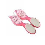 Combo 2 dụng cụ chà gót chân, tẩy da chết đa năng Giao màu ngẫu nhiên thumbnail