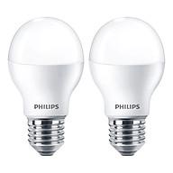 Bóng đèn Philips LED Essential Gen4 5W 6500K E27 A60 - Ánh sáng trắng thumbnail