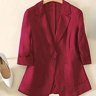Áo blazer túi ốp Red thumbnail