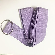 Dây Tập Yoga Sợi Cotton - Tím Violet thumbnail